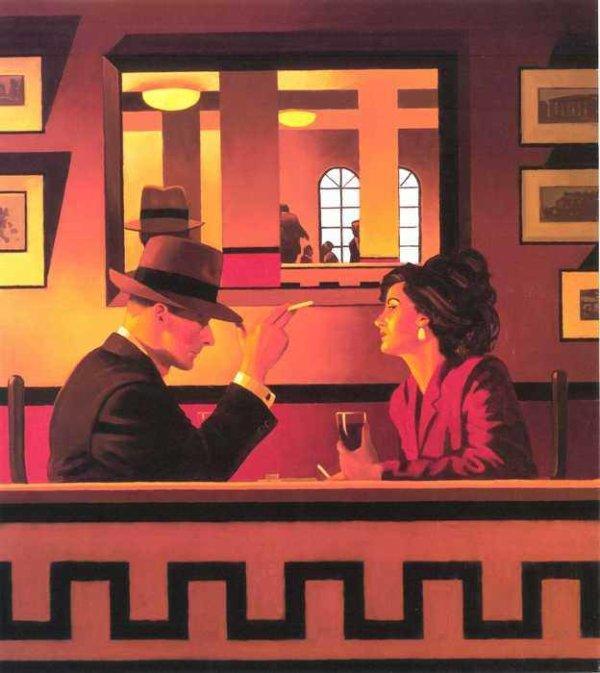 009 Мужчина в зеркале, Джек Веттриано