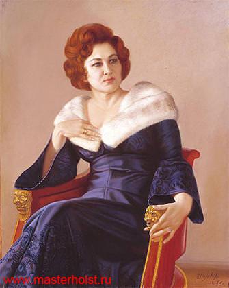 285 Женский костюм