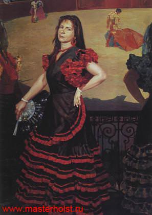 310 Женский костюм