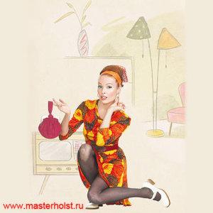489 Женский костюм