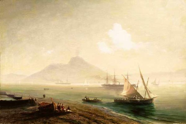 002 Айвазовский, И.К. Морской залив