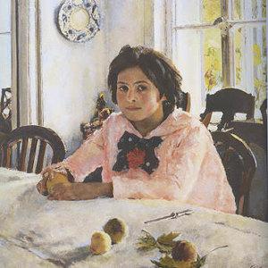 2сн Детский портрет