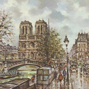 002 Париж