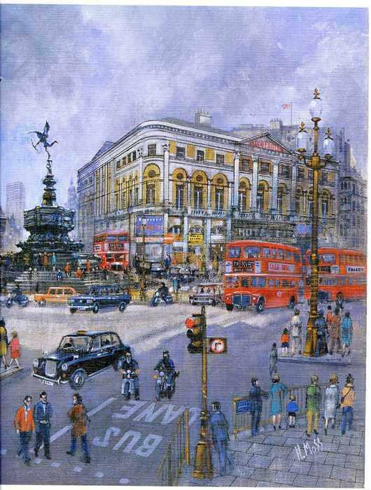 003 Лондон