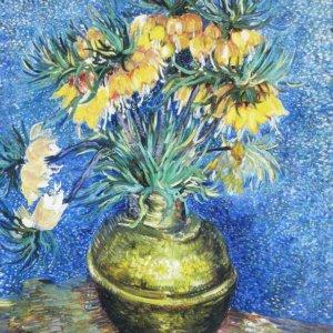 003 Ван Гог, Винсент. Цветы в вазе
