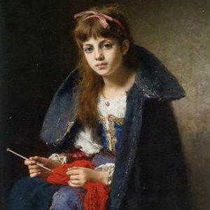 4сн Детский портрет