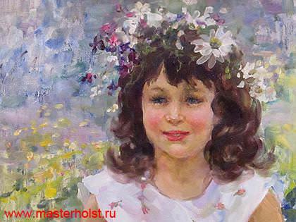 5сн Детский портрет