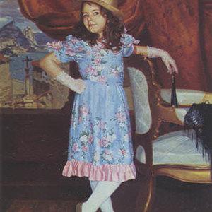 6сн Детский портрет