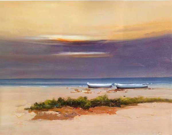 007 Барбера. Морской песок