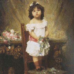 9сн Детский портрет