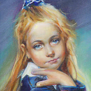10сн Детский портрет