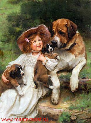 11сн Детский портрет