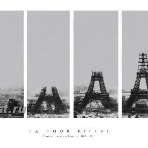 011 Эйфелева башня