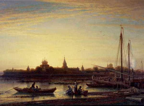011 Боголюбов АП Ипатьевский монастырь близ костромы 1861