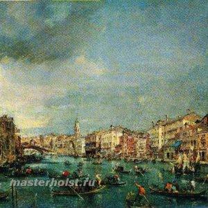 015 Каналетто. Венеция