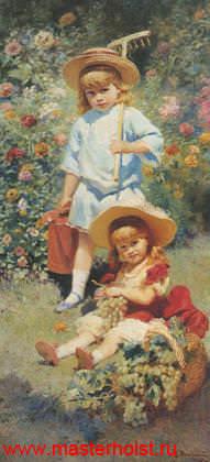 18сн Детский портрет