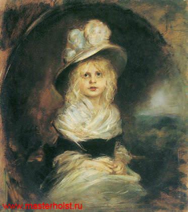 21сн Детский портрет
