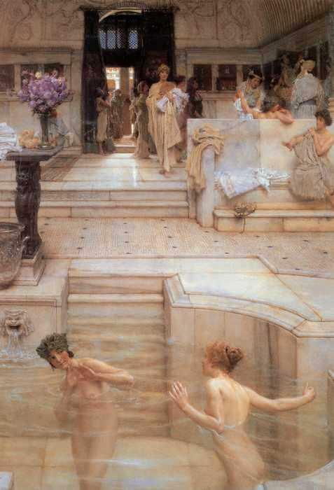 025 Alma_Tadema_A_Favourite_Custom