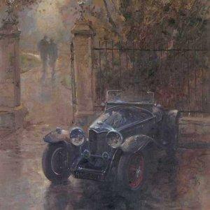 Ворота парка - Алан Фернли