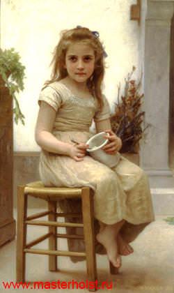 31сн Детский портрет