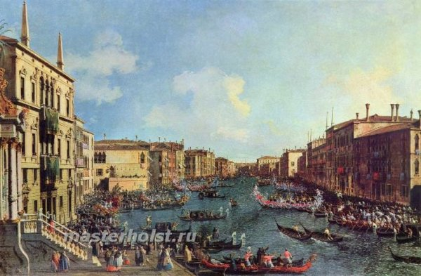 032 Венеция
