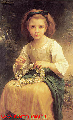 40сн Детский портрет