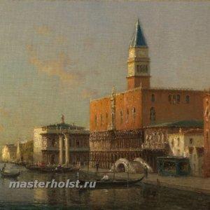 047 Antoine Bouvard Sr - The Doges Palace, Venice