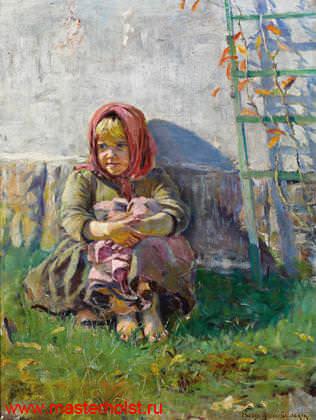 50сн Детский портрет