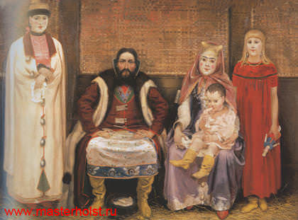 51 Семейный портрет