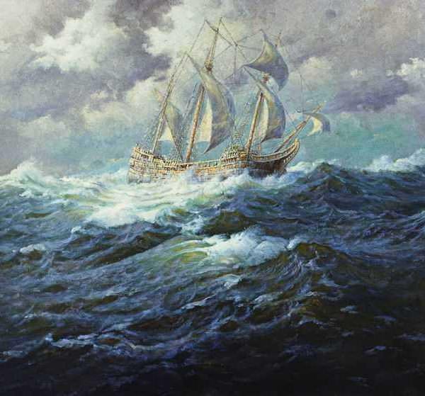 054 Море