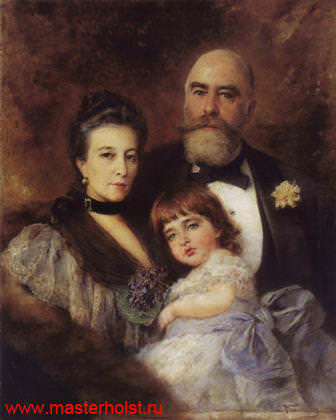 53 Семейный портрет
