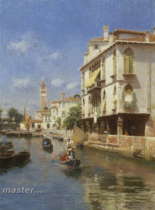 056 Rubens Santoro – Canale della Guerra, Venice