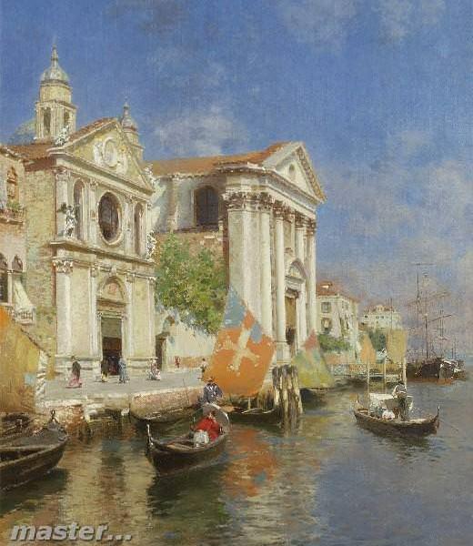 057 Rubens Santoro - S. Maria della Visitazione and S. Maria del Rosario, Venice