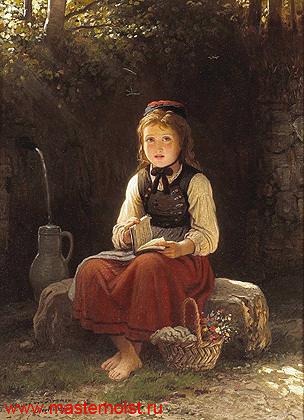 63сн Детский портрет