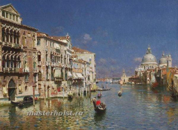 060 Rubens Santoro – The Grand Canal, Venice2