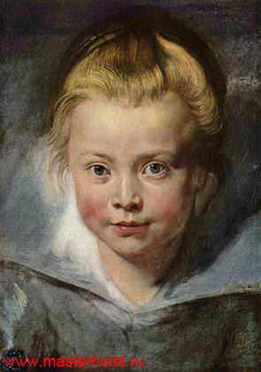 68сн Детский портрет
