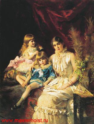 69 Семейный портрет