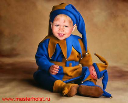 78сн Детский портрет