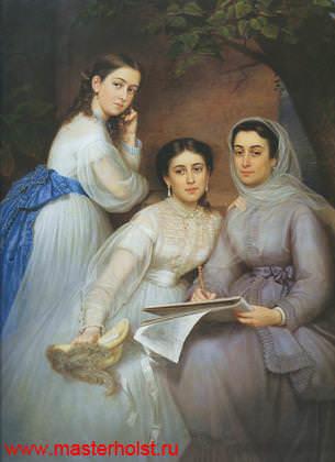 72 Семейный портрет
