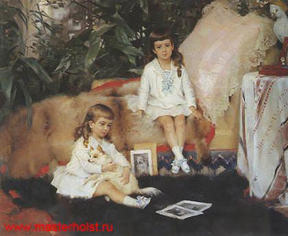 74 Семейный портрет