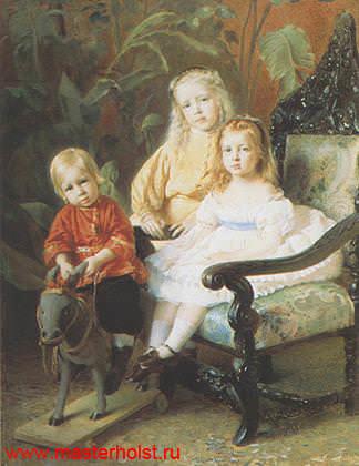 75 Семейный портрет