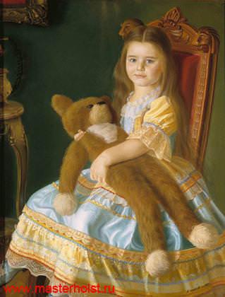 82сн Детский портрет