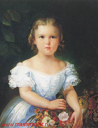 83сн Детский портрет