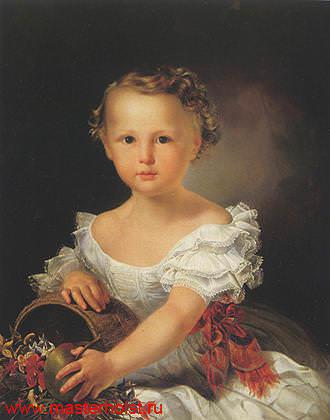 84сн Детский портрет