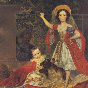 85сн Детский портрет