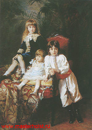 81 Семейный портрет