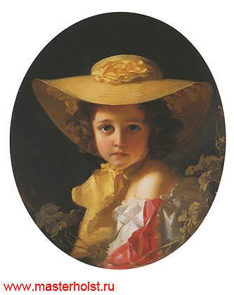 88сн Детский портрет