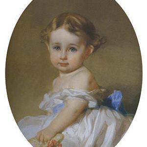 89сн Детский портрет