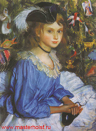 90сн Детский портрет