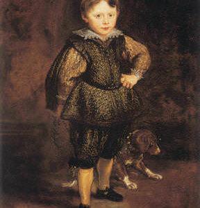 92сн Детский портрет
